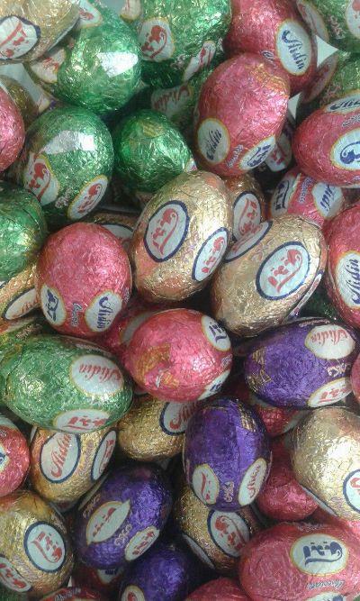 شکلات تخم مرغی آیدین